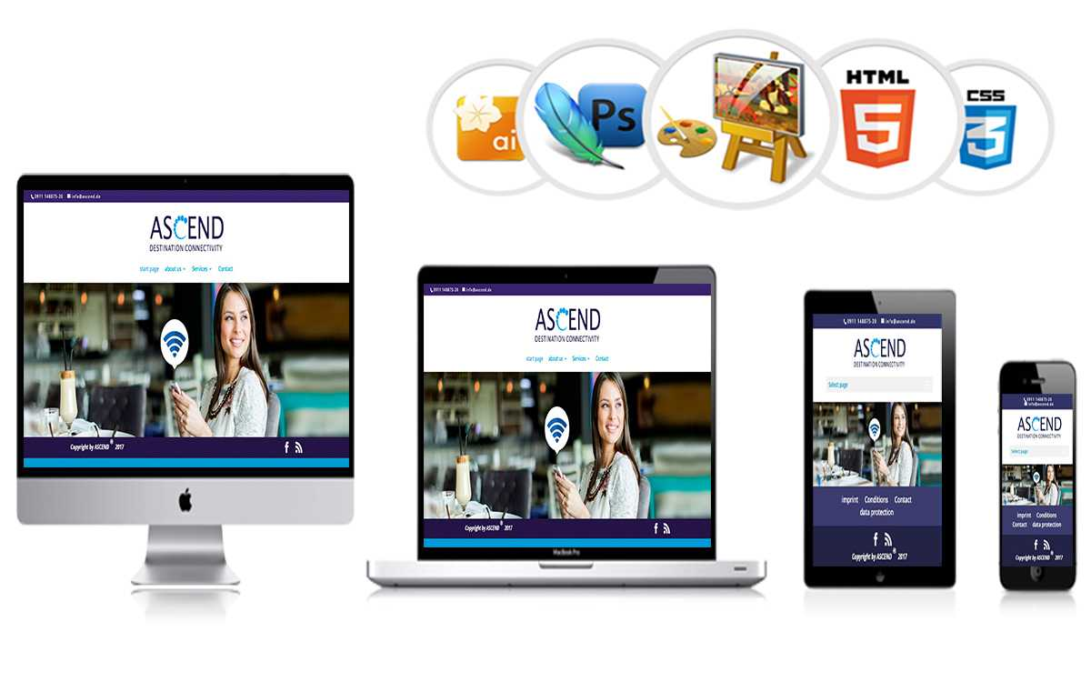 Responsive Website Development Company in Bangalore